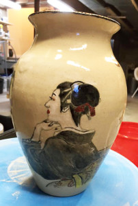 望穿秋水 Vase 1